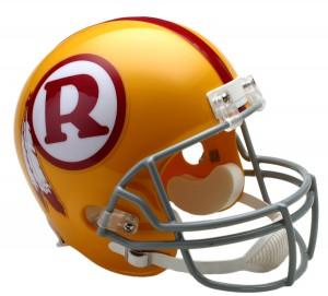 Washington Redskins 1970-1971 Throwback Replica Full Size Helmet