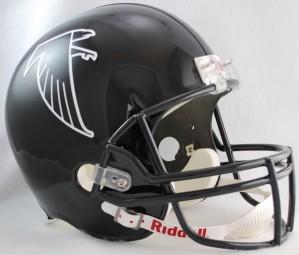Atlanta Falcons 1990-2002 Throwback Replica Full Size Helmet