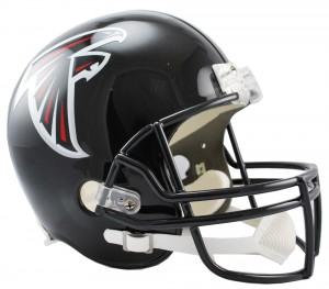 Atlanta Falcons Replica Full Size Helmet