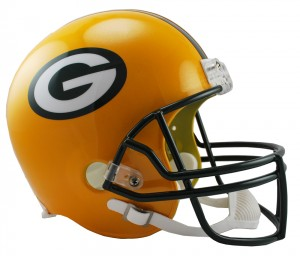 Green Bay Packers Replica Full Size Helmet