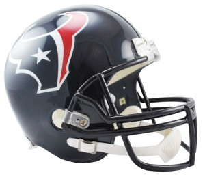 Houston Texans Replica Full Size Helmet