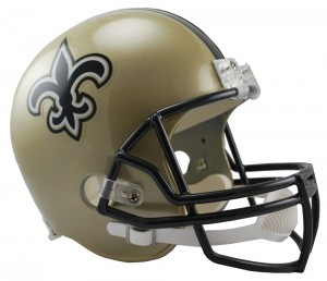 New Orleans Saints Replica Full Size Helmet