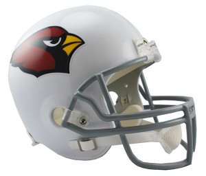 Arizona Cardinals Replica Full Size Helmet
