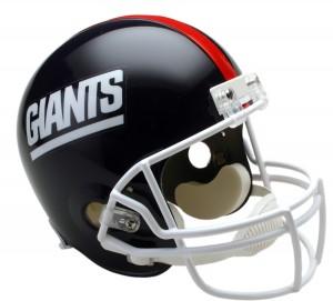New York Giants 1981-1999 Throwback Replica Full Size Helmet