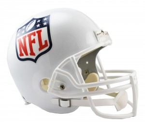 NFL Shield Replica Full Size Helmet