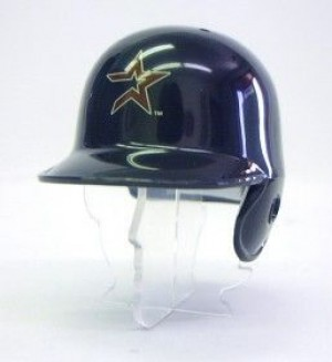 Houston Astros Throwback Replica Pocket Size Batting Helmet
