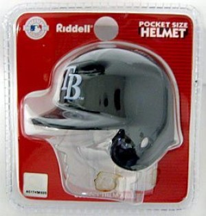 Tampa Bay Rays Replica Pocket Size Batting Helmet