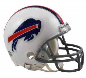 Buffalo Bills Replica Mini Helmet