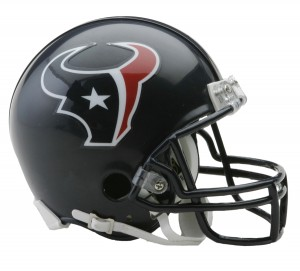 Houston Texans Replica Mini Helmet