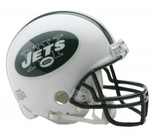 New York Jets Replica Mini Helmet