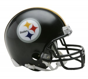 Pittsburgh Steelers Replica Mini Helmet