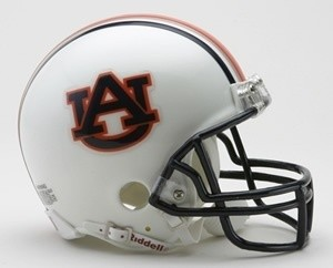 Riddell NCAA Auburn Tigers Replica Vsr4 Mini Football Helmet