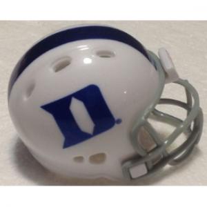Riddell NCAA Duke Blue Devils Revolution Pocket Size Football Helmet