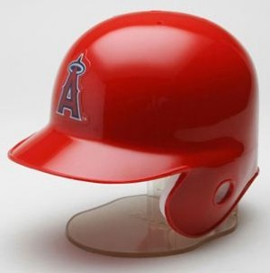 Los Angeles Angels of Anaheim Replica Mini Batting Helmet