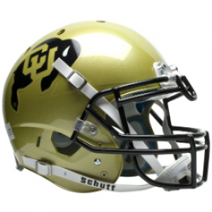 Schutt NCAA Colorado Buffaloes XP Authentic Full Size Helmet
