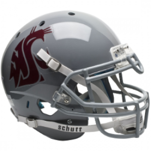 Schutt NCAA Washington St Cougars XP Authentic Full Size Helmet