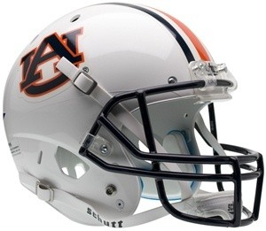 Auburn Tigers XP Replica Full Size Helmet