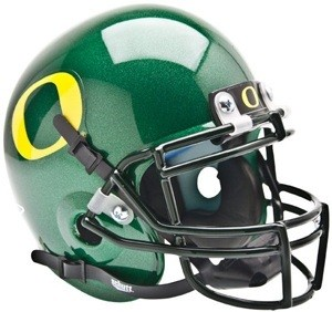 Oregon Ducks Authentic Mini Helmet