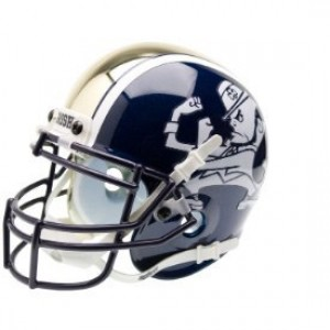 Notre Dame Fighting Irish 2012 Leprechaun Authentic Mini Helmet