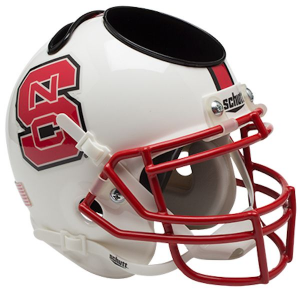 North Carolina St Wolfpack Authentic Mini Helmet Desk Caddy