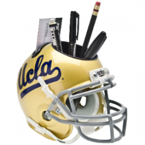 UCLA Bruins Authentic Mini Helmet Desk Caddy