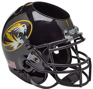 Missouri Tigers Authentic Mini Helmet Desk Caddy