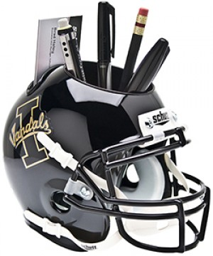 Idaho Vandals Authentic Mini Helmet Desk Caddy