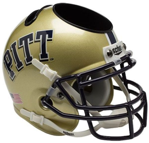 Pittsburgh Panthers Authentic Mini Helmet Desk Caddy