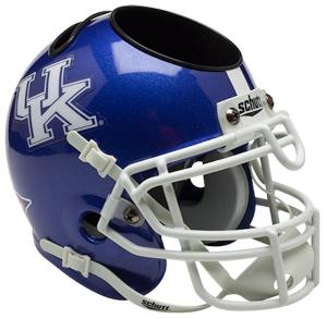 Kentucky Wildcats Authentic Mini Helmet Desk Caddy