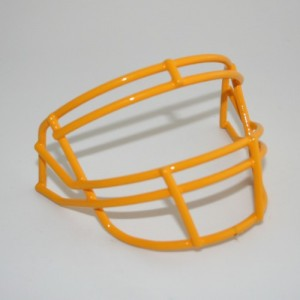 Schutt Green Bay Packers Gold Customizable XP Authentic Mini Football Facemask