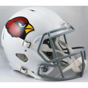Riddell NFL Arizona Cardinals Revolution Speed Replica Full Size Helmet