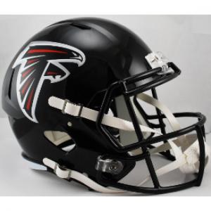 Riddell NFL Atlanta Falcons Revolution Speed Replica Full Size Helmet