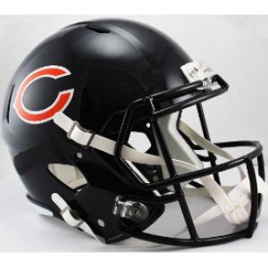 Riddell NFL Chicago Bears Revolution Speed Replica Full Size Helmet
