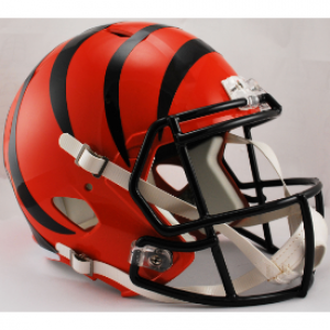 Riddell NFL Cincinnati Bengals Revolution Speed Replica Full Size Helmet