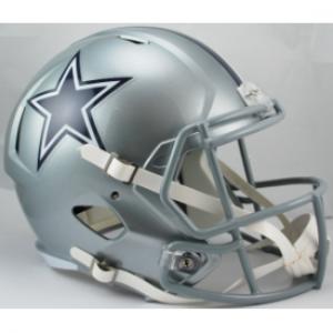 Riddell NFL Dallas Cowboys Revolution Speed Replica Full Size Helmet