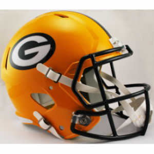 Riddell NFL Green Bay Packers Revolution Speed Replica Full Size Helmet