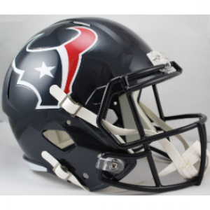 Riddell NFL Houston Texans Revolution Speed Replica Full Size Helmet