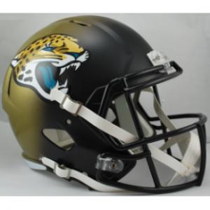 Riddell NFL Jacksonville Jaguars Revolution Speed Replica Full Size Helmet