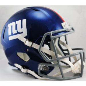 Riddell NFL New York Giants Revolution Speed Replica Full Size Helmet