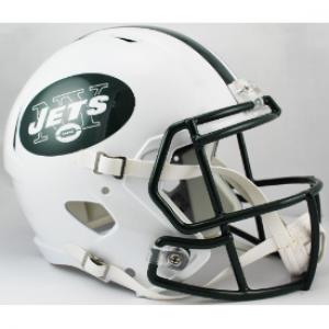 Riddell NFL New York Jets Revolution Speed Replica Full Size Helmet