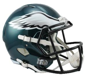 Riddell NFL Philadelphia Eagles Revolution Speed Replica Full Size Helmet