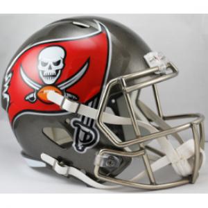 Riddell NFL Tampa Bay Buccaneers Revolution Speed Replica Full Size Helmet