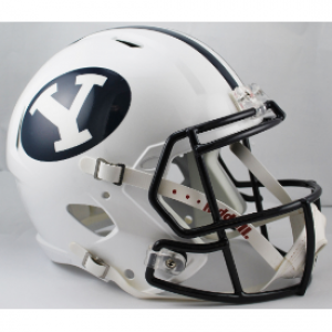 Riddell NCAA Brigham Young Cougars Revolution Speed Replica Full Size Helmet