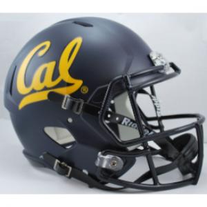 Riddell NCAA California Golden Bears Revolution Speed Replica Full Size Helmet