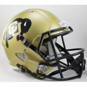 Riddell NCAA Colorado Buffaloes Revolution Speed Replica Full Size Helmet