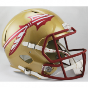 Riddell NCAA Florida St Seminoles Revolution Speed Replica Full Size Helmet