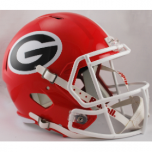 Riddell NCAA Georgia Bulldogs Revolution Speed Replica Full Size Helmet