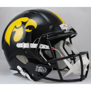 Riddell NCAA Iowa Hawkeyes Revolution Speed Replica Full Size Helmet