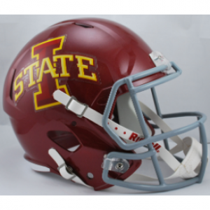 Riddell NCAA Iowa St Cyclones Revolution Speed Replica Full Size Helmet