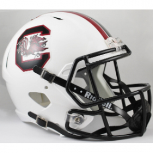 Riddell NCAA South Carolina Gamecocks Revolution Speed Replica Full Size Helmet